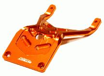Billet Machined 4mm Front Skid Plate for Traxxas 1/10 Stampede 2WD