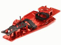 Performance Conversion Chassis Kit for 1/10 Traxxas Rustler 2WD & Bandit VXL