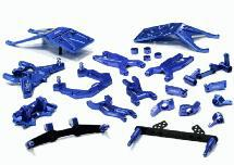Billet Machined Complete Suspension Kit for 1/10 Traxxas Slash 2WD