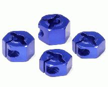Billet Machined Hex Wheel Hubs for Traxxas 1/10 Slash 2WD