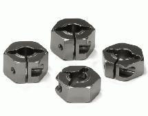 Billet Machined Hex Wheel Hubs for 1/10 Traxxas Slash 2WD