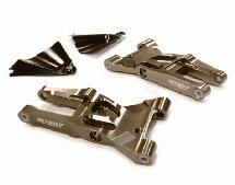Billet Machined Front Lower Suspension Arms for HPI Ken Block WR8 3.0