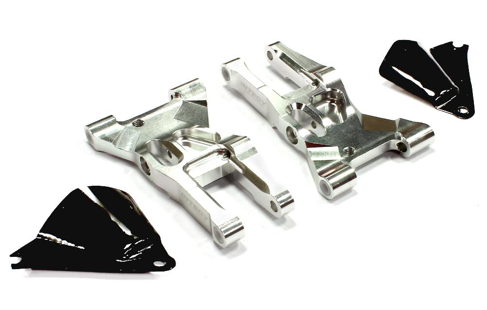 Integy T8684GREEN Alloy Front Lower Suspension Arm for HPI Ken Block /& WR8 3.0