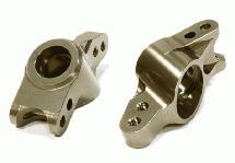 Billet Machined Rear Hub Carriers for HPI 1/10 Bullet MT & Bullet ST