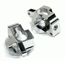 Billet Machined Caster Blocks (2) for HPI 1/10 Bullet MT & Bullet ST