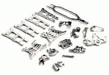 Billet Machined T3 Complete Conversion Kit for 1/10 Slash 4X4 (non-LCG)