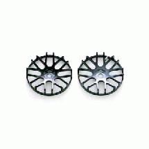 Wheel Disc Concave 16 Spokes (2pcs)
