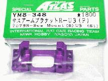 Rear Suspension Mount U3 for YM34T, YM34Si
