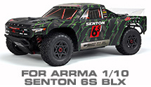 Hop-up Parts for Arrma 1/10 Senton 6S BLX