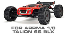 Hop-up Parts for Arrma 1/8 Talion 6S BLX