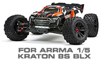 Hop-up Parts for Arrma 1/5 Kraton 8S BLX