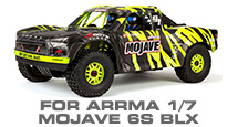 Hop-up Parts for Arrma 1/7 Mojave 6S BLX