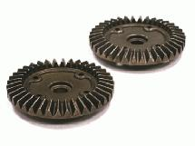 Diff Drive Spur Gear (2) for 1/10 Off-Road i10MT & i10B