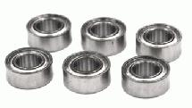 Ball Bearing 5 X 10 X 4mm (6) for 1/10 Off-Road i10MT & i10B