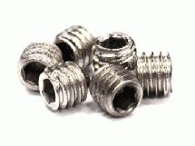 Hex Set Screw M4 X 4mm (6) for 1/10 Off-Road i10MT & i10B