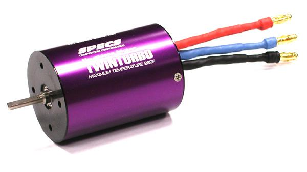 Standard Size 3S Replacement Brushless Motor for 1/10 i10MT & i10B