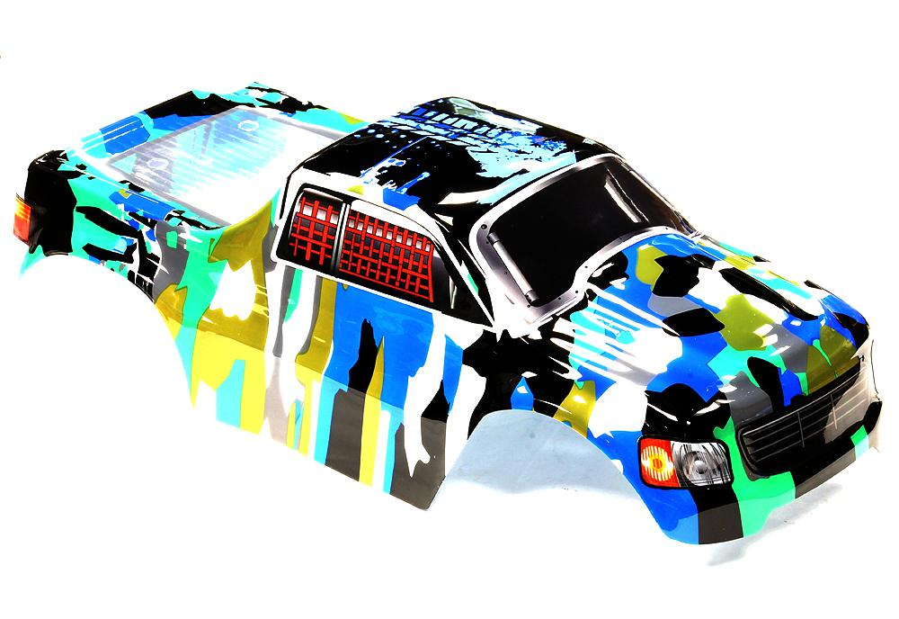 i8MT Replacement Truck Body Shell 1/8 Scale Monster Truck