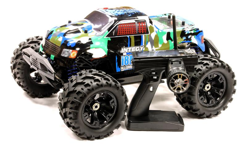 I8mt 4x4 Brushless Rtr 1 8 Performance Monster Truck By